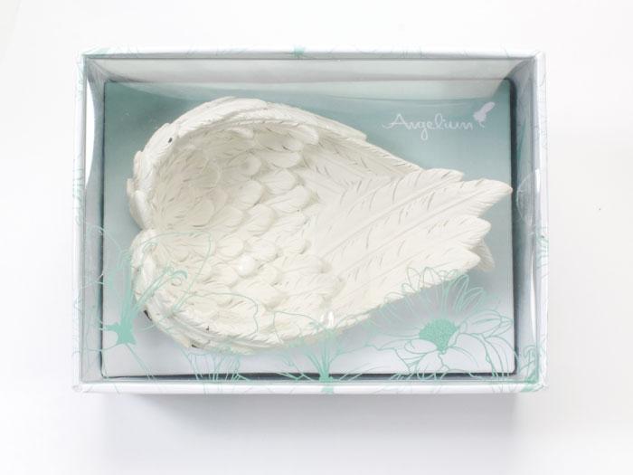 天使の羽皿1